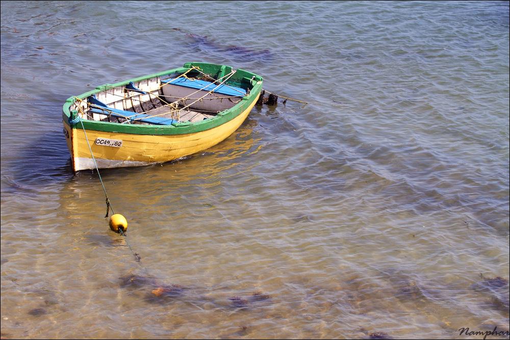 Ti bateau (Namphar's Corner)